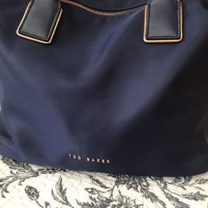 Ted Baker London Bags - Royal Blue Ted Baker Tote